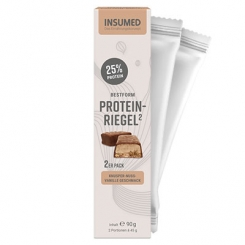 BESTFORM Protein-Riegel|10 Riegel Knusper-Nuss-Vanille