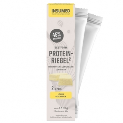 BESTFORM Protein-Riegel |10 Riegel Lemon