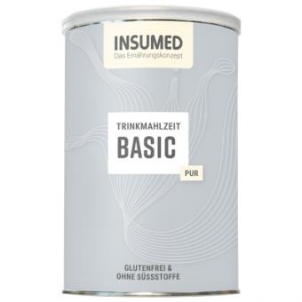 Produktabbildung 400 g Dose BASIC Trinkmahlzeit Pur