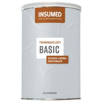 Produktabbildung 400 g Dose BASIC Trinkmahlzeit Schoko-Crema