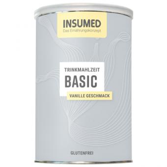 Produktabbildung 400 g Dose BASIC Trinkmahlzeit Vanille