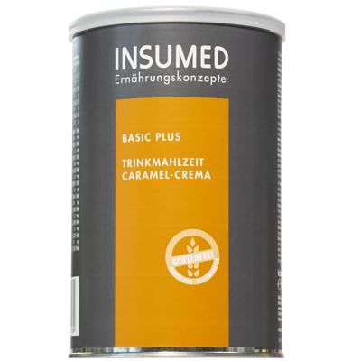 INSUMED Trinkmahlzeit Basic Plus Caramel-Crema