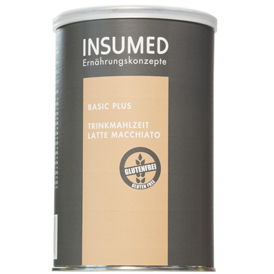 INSUMED Trinkmahlzeit Basic Plus Latte Macchiato
