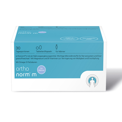 ORTHOMED Orthonorm m Tabletten/Kapseln